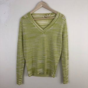 Anthropologie Moth Marlee Sheer Pullover Size XS